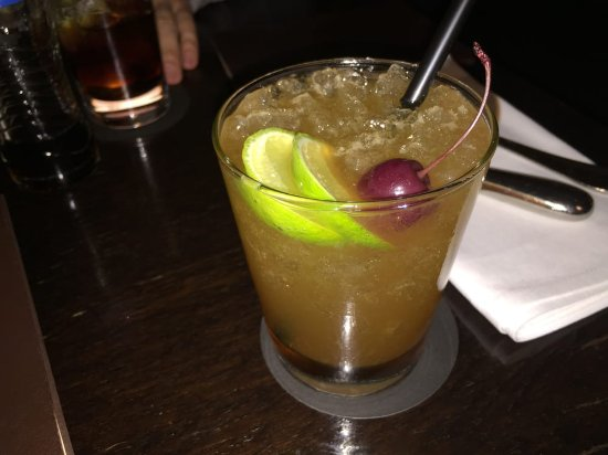 Pacific Times : Cocktail