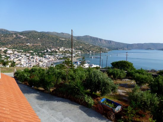 Elounda Heights Apartments and Studios: View from Pegasus Apartment