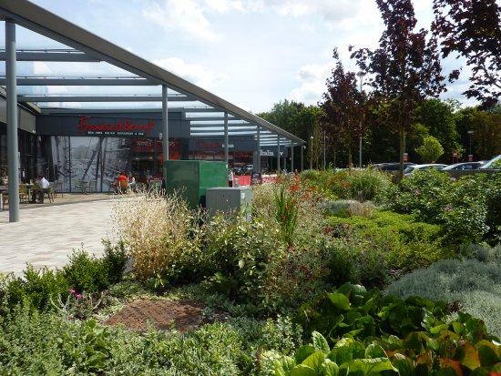 Gillingham, UK: The Venue
