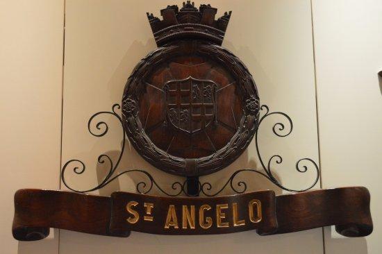Birgu (Vittoriosa), Malta: St angelo