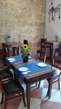 Gata de Gorgos, Spanje: Restaurant Ca Dora