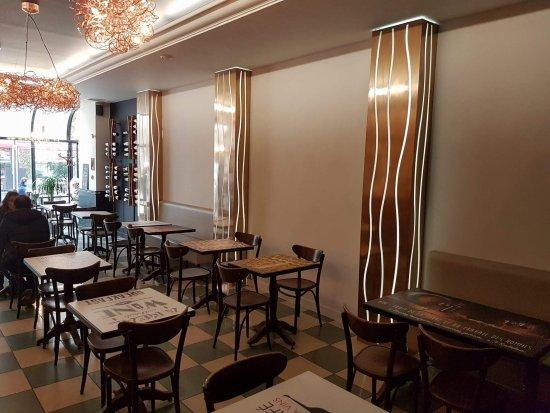 Decoration Café Moderne