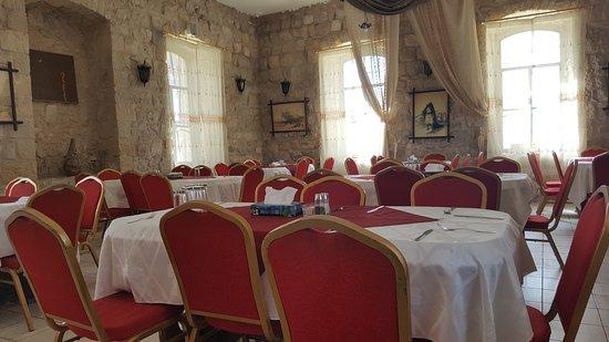 Karak, Jordan: La sala da pranzo