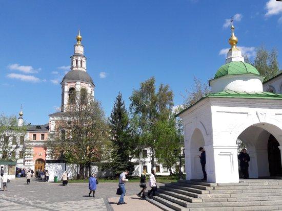 Temple of Simeon in The Danilov Monastery