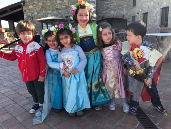 San Venanzo, Italy: le nostre feste per bambini
