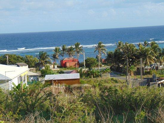Grand Bourg, Guadeloupe: vue imprenable à 10 mn à pieds de l'hötel