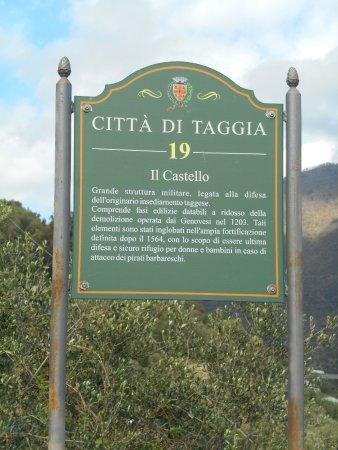 Taggia, Italie : indic
