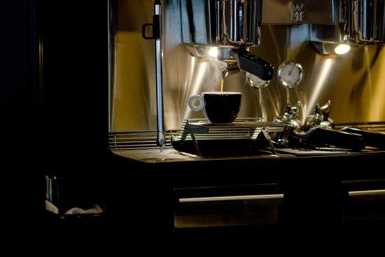 Herentals, Belgia: koffie in den engel