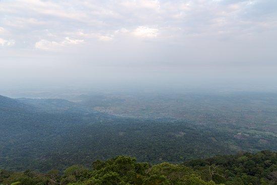 Paksong, Laos: View from Bolavan plateau