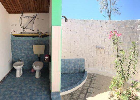 Bagno Con Doccia Aperta : Bagno privato con doccia a cielo aperto private bathroom with sky