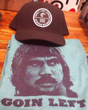 Sheboygan, WI: Some fun clothing offerings.