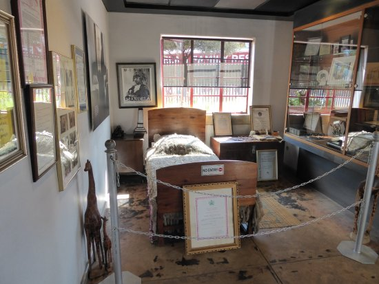 Greater Johannesburg, Sudáfrica: chambre