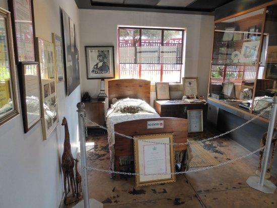 Йоханнесбург, Южная Африка: chambre