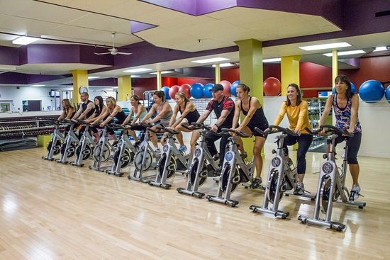 Pembroke Fitness Centre's spin classes