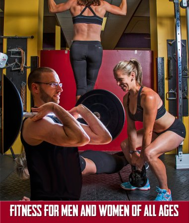 Pembroke Fitness Centre- For men & women