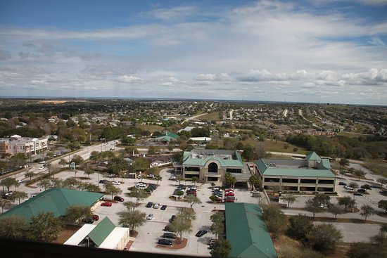 Florida Citrus Tower: View From the Tower