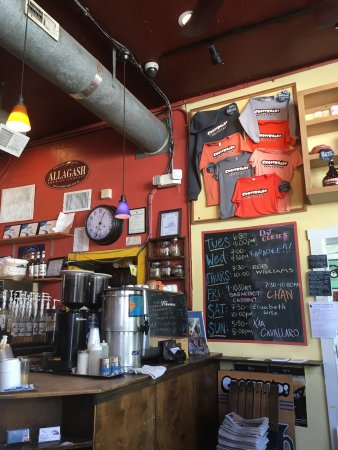 Photo of American Restaurant Crossroads Coffee & Ice Cream at 3600 Forest Hill Ave, Richmond, VA 23225, United States