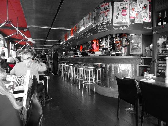 Reze, Frankrig: La salle du restaurant