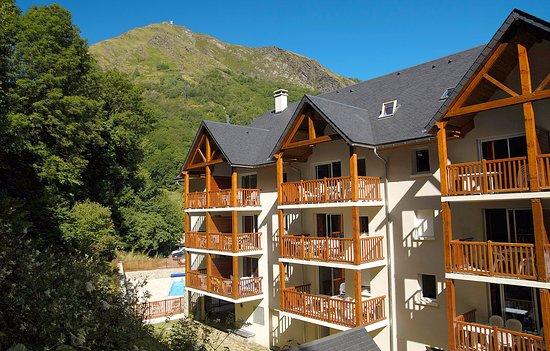 Residence Odalys Le Soleil d'Aure