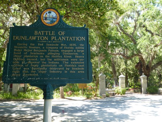 History Picture Of Dunlawton Sugar Mill Gardens Port Orange Tripadvisor