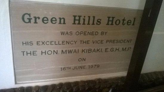 Foto de Green HIlls Hotel