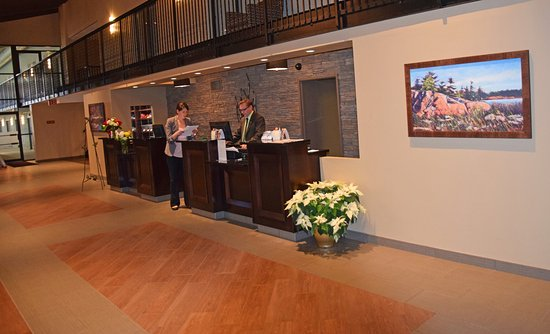 Pembroke, Kanada: Check-in & out with friendly guest services