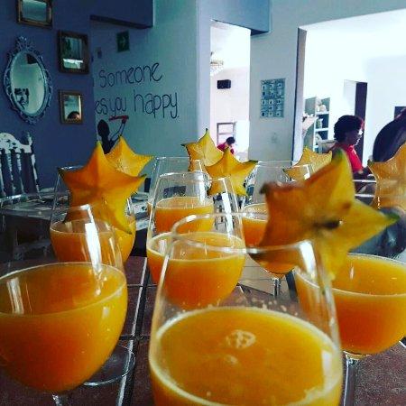 Blueberry Cafe: Mimosas para el dia de las madres