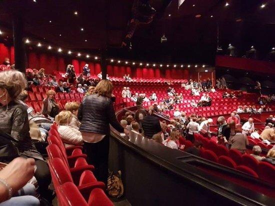 photo de afas circustheater den haag, la haye - tripadvisor
