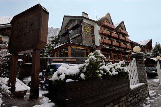 Hotel Pavillon Photo