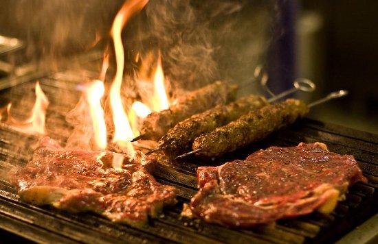 Eclipse Grill Bar: Steaks & Spieße