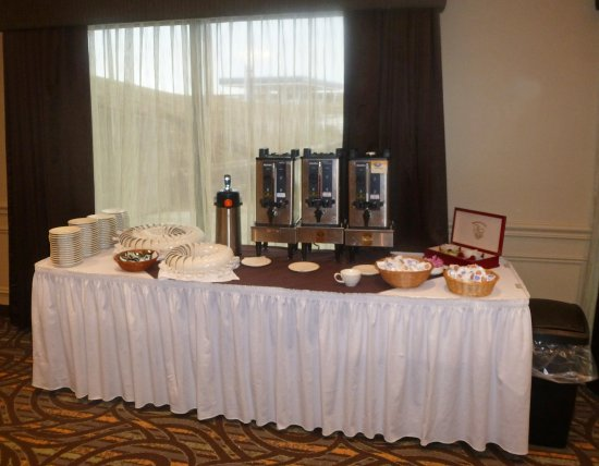Pembroke, Kanada: Meetings & Conferences- Buffet