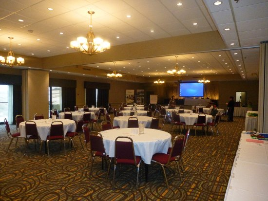 Best Western Pembroke Inn & Conference Centre: Meetings & Conferences- Copeland Room Presentation