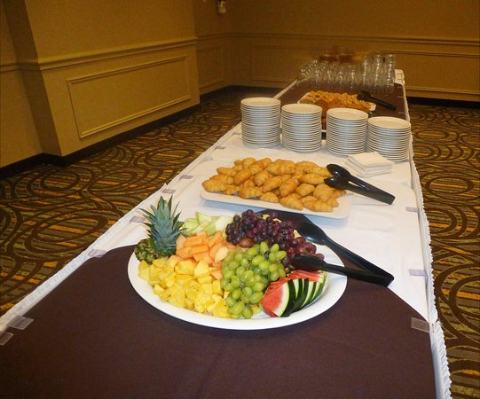 Best Western Pembroke Inn & Conference Centre: Meetings & Conferences- Buffet