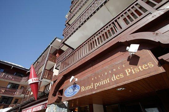 Résidence Club Odalys Le Rond Point des Pistes Photo
