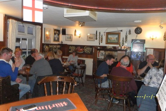 Bexhill-on-Sea, UK: Monday Night Charity Quiz
