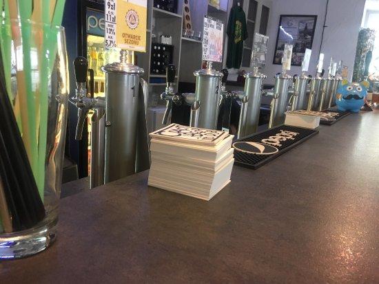 Craft Beer Pub: Крафтовое пиво + пицца, главное подобрать свой вкус пива!