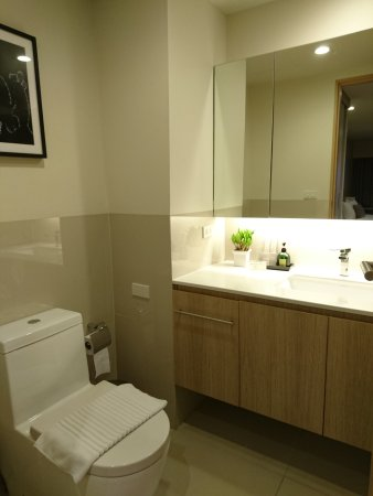 The Residence On Thonglor: Hair Dryer Was In The Mirror Cabinet