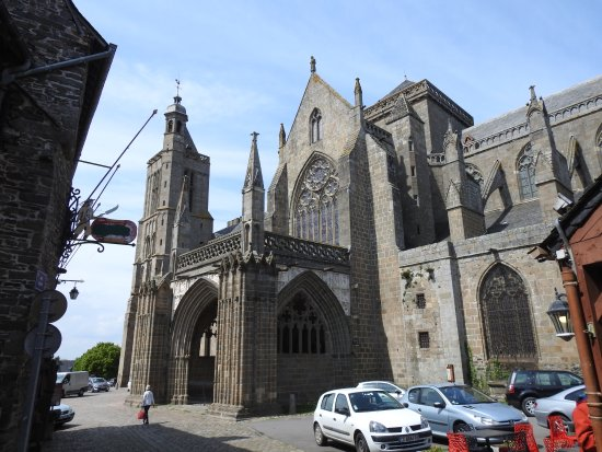 Image result for Cathédrale Saint-Samson, Dol-de-Bretagne (Ille-et-Vilaine)