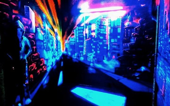 Laser Tag Arena Entrance Picture Of Plymouth Karting