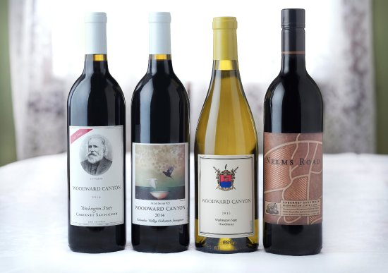 Lowden, Waszyngton: In addition to our Woodward Canyon label, we make wines under the Nelms Road label.