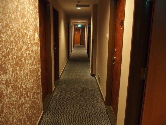 Fragrance Hotel - Bugis: 客房走道