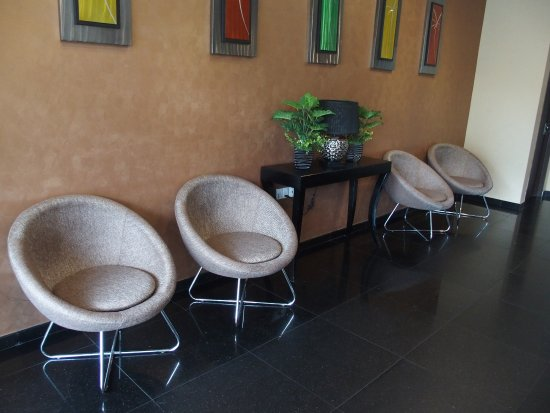 Fragrance Hotel - Bugis: 大堂座位