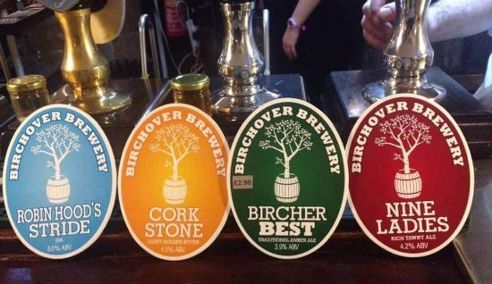 Birchover Brewery