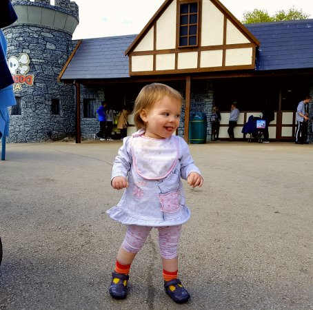 Drayton Manor Park: Plenty of room for a wander