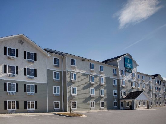 Woodspring Suites Washington DC Andrews Afb