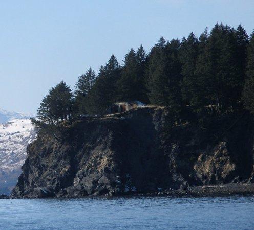 Kodiak, AK: Fort Abercrombie bunker