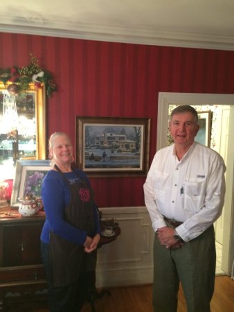 Fuquay-Varina, NC: hosts John & Patty of bnb in Fuqua-Varina