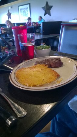 Ashland, NE: Filet and Hashbrowns