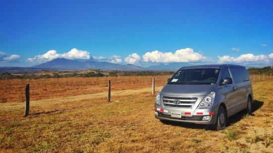 Playa Grande, Costa Rica: Our Vans