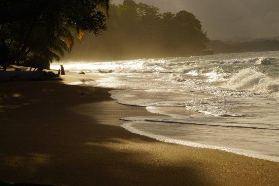 Punta Uva, Costa Rica: Abendstimmung